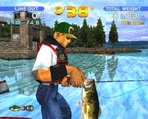 Sega bass fishing review gamerevolution for the cost of the game and the fishing controller you can get yourself a decent rod a fishing license and wonders above wonders a real life solutioingenieria Gallery
