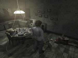 Silent Hill 4 The Room Review Gamerevolution