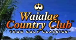 Box art - Waialae Golf