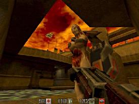 Box art - Quake 2 Mission Pack: The Reckoning