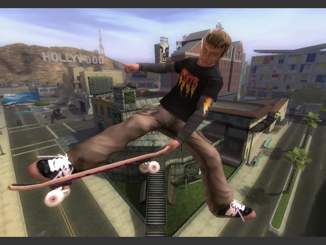 Box art - Tony Hawk's American Wasteland