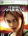 Box art - Tomb Raider: Legend