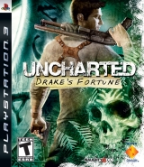 Box art - Uncharted: Drake's Fortune