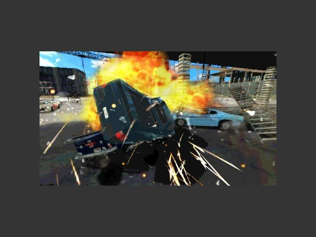 FlatOut: Head On Archives - GameRevolution
