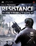 Box art - Resistance: Retribution