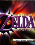 Box art - The Legend of Zelda: Majora's Mask,Legend of Zelda: Majora's Mask