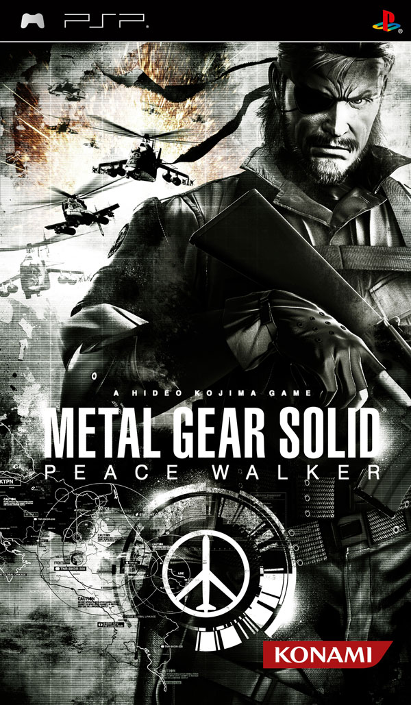 Box art - Metal Gear Solid: Peace Walker,Metal Gear Solid: Peace Walker HD