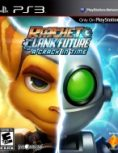 Box art - Ratchet & Clank Future: A Crack in Time