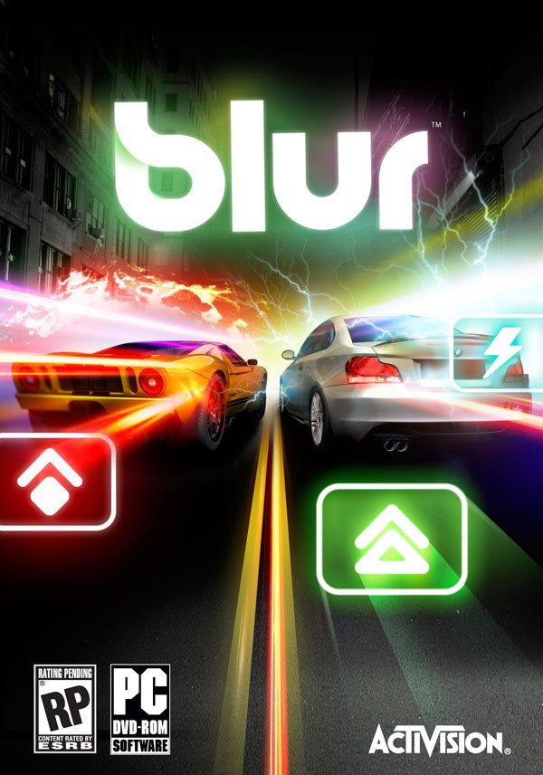 Box art - Blur