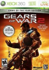 Box art - Gears of War 2 Game of the Year Edition