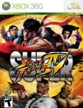 Box art - Super Street Fighter IV