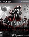 Box art - Batman: Arkham City
