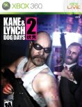 Box art - Kane & Lynch 2: Dog Days