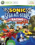 Box art - Sonic and Sega All-Stars Racing