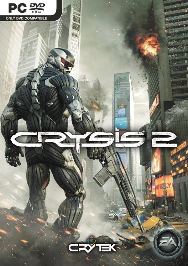 Box art - Crysis 2