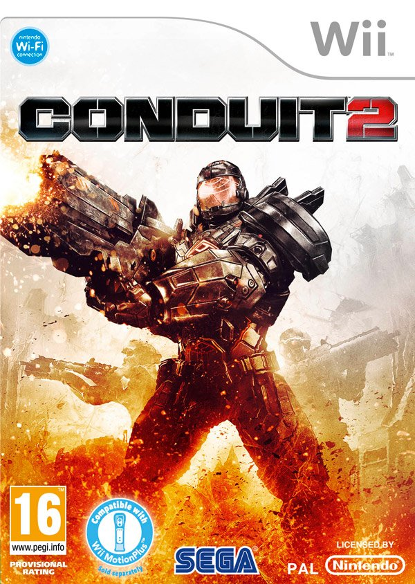 Box art - The Conduit 2