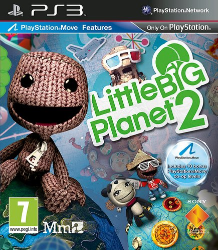 Box art - LittleBigPlanet 2