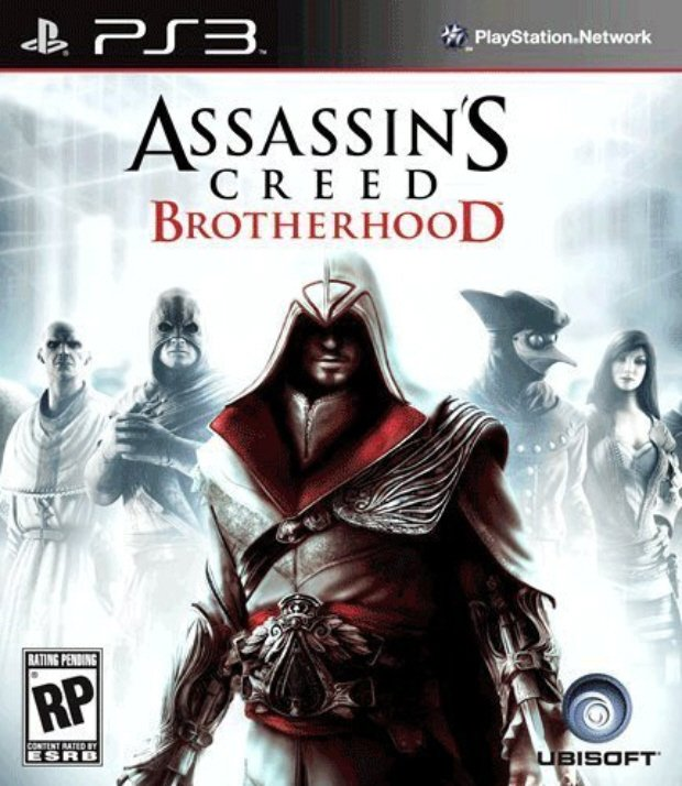 Box art - Assassin's Creed: Brotherhood