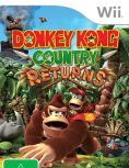 Box art - Donkey Kong Country Returns