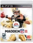 Box art - Madden NFL 11