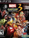 Box art - Marvel vs. Capcom 3: Fate of Two Worlds