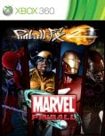 Box art - Marvel Pinball