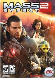 Box art - Mass Effect 2