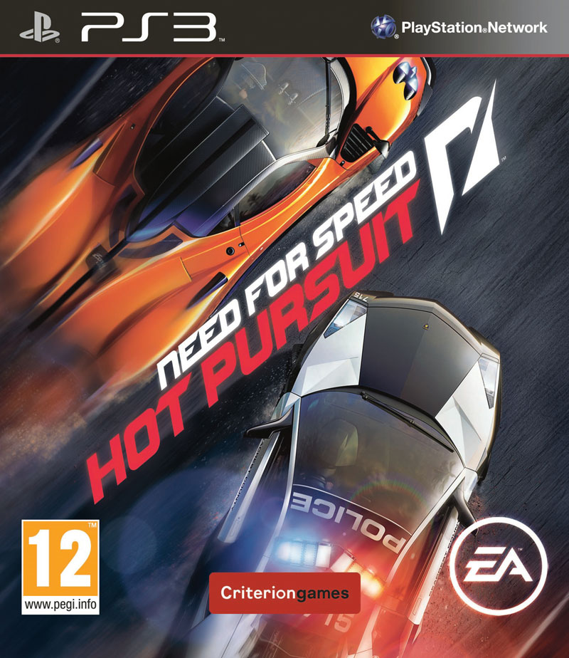 Box art - Need For Speed: Hot Pursuit