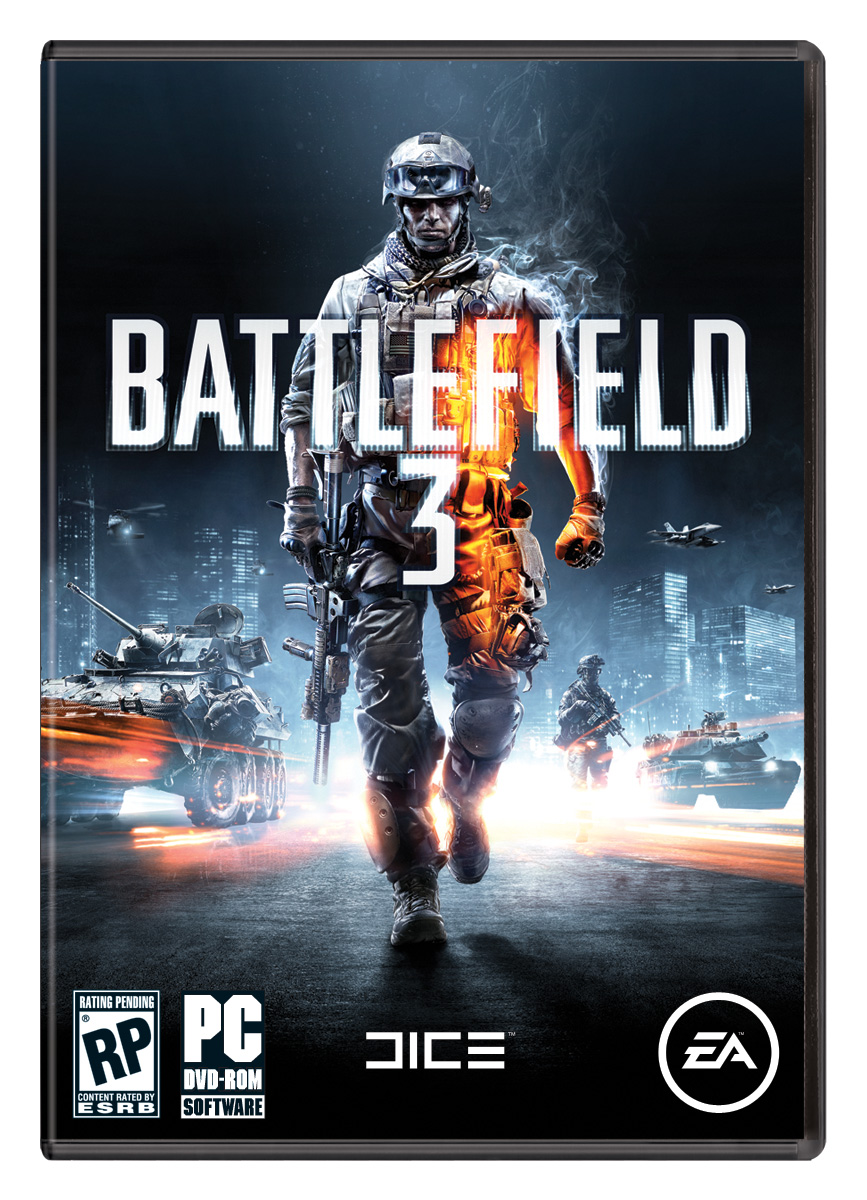 Box art - Battlefield 3