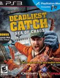 Box art - Deadliest Catch: Sea of Chaos