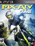 Box art - MX vs. ATV: Alive