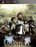 Box art - Dissidia 012[duodecim] Final Fantasy