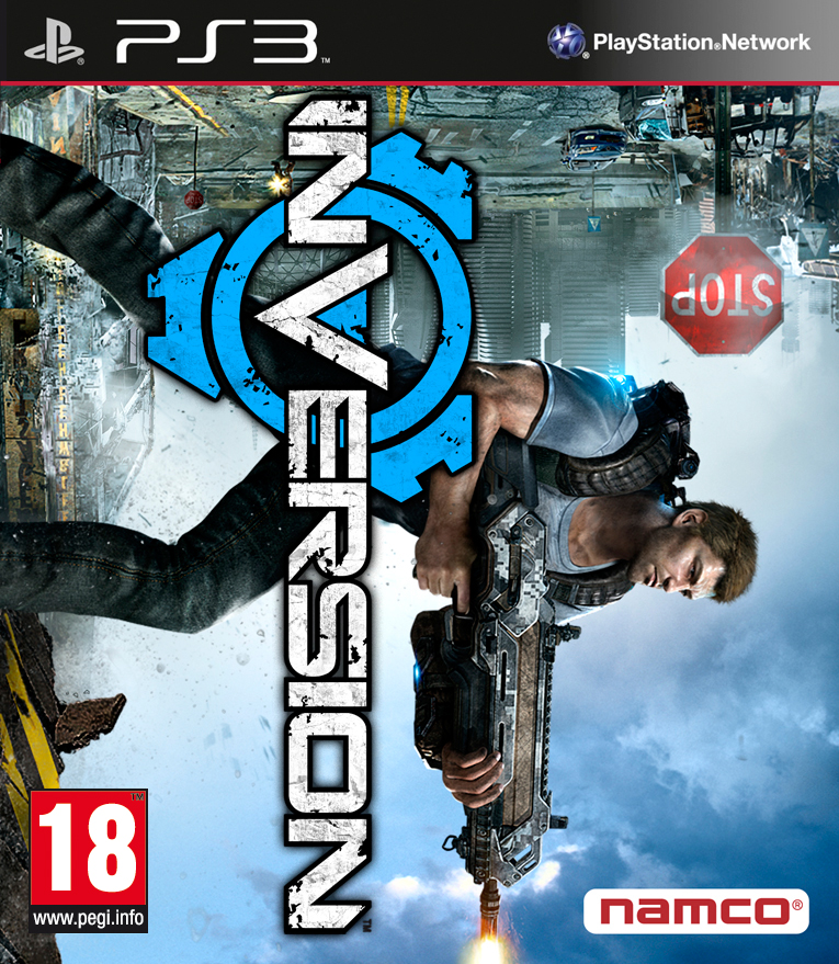 Box art - Inversion