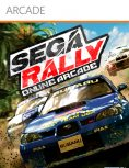Box art - SEGA Rally Online Arcade