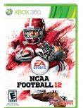 Box art - NCAA Football 12