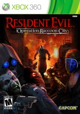 Box art - Resident Evil: Operation Raccoon City