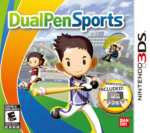 Box art - Dual Pen Sports