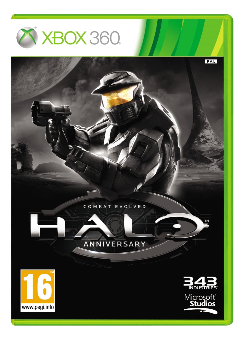 Box art - Halo: Combat Evolved Anniversary