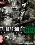 Box art - Metal Gear Solid Snake Eater 3D