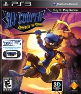 Box art - Sly Cooper: Thieves in Time
