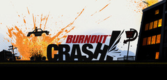 Box art - Burnout Crash,Burnout CRASH!