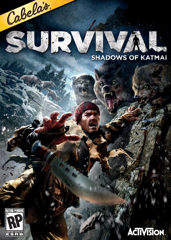 Box art - Cabela's Survival: Shadows of Katmai