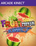 Box art - Fruit Ninja Kinect