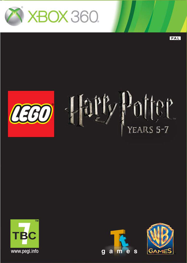 Box art - LEGO Harry Potter: Years 5-7