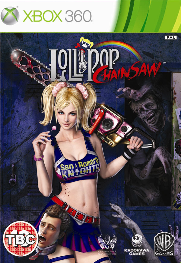 Box art - Lollipop Chainsaw