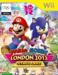 Box art - Mario & Sonic at the London 2012 Olympic Games