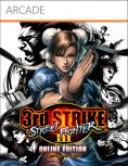 Box art - Street Fighter III: Third Strike Online Edition