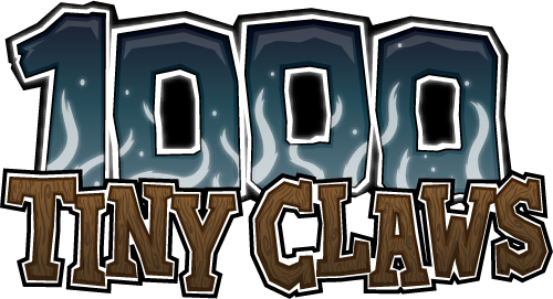 Box art - 1000 Tiny Claws