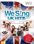 Box art - We Sing UK Hits