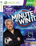 Box art - Minute To Win It for Kinect